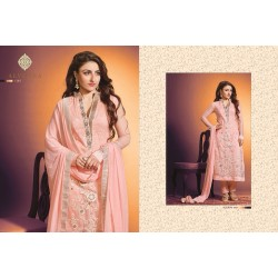 Pink Emborided Salwar Kameez