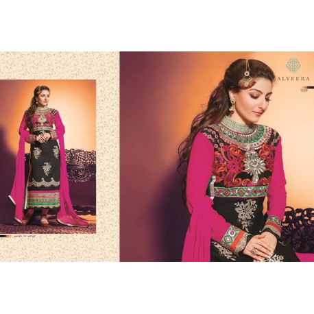 Emborided Salwar Kameez
